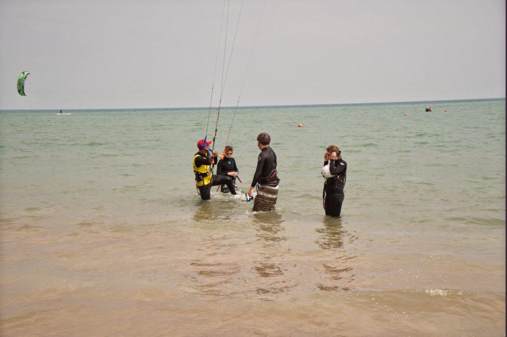Szkolenie kitesurfingowe