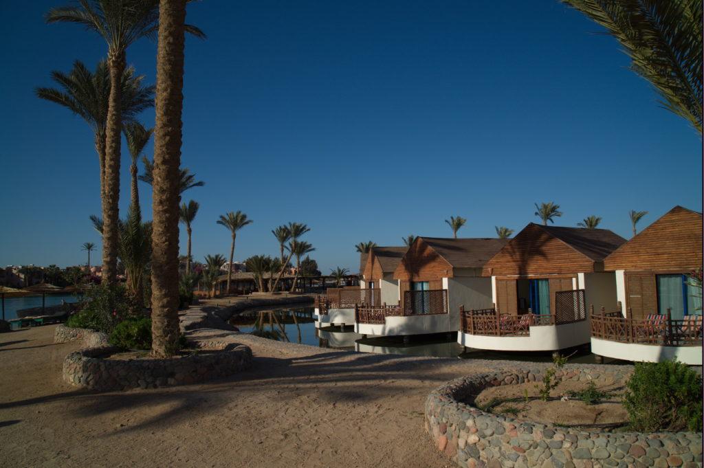 Bungalowy w hotelu Panorama