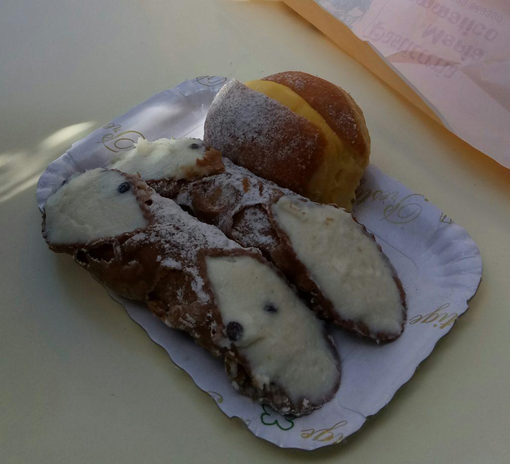 Canolli - słynne sycylijskie słodkości