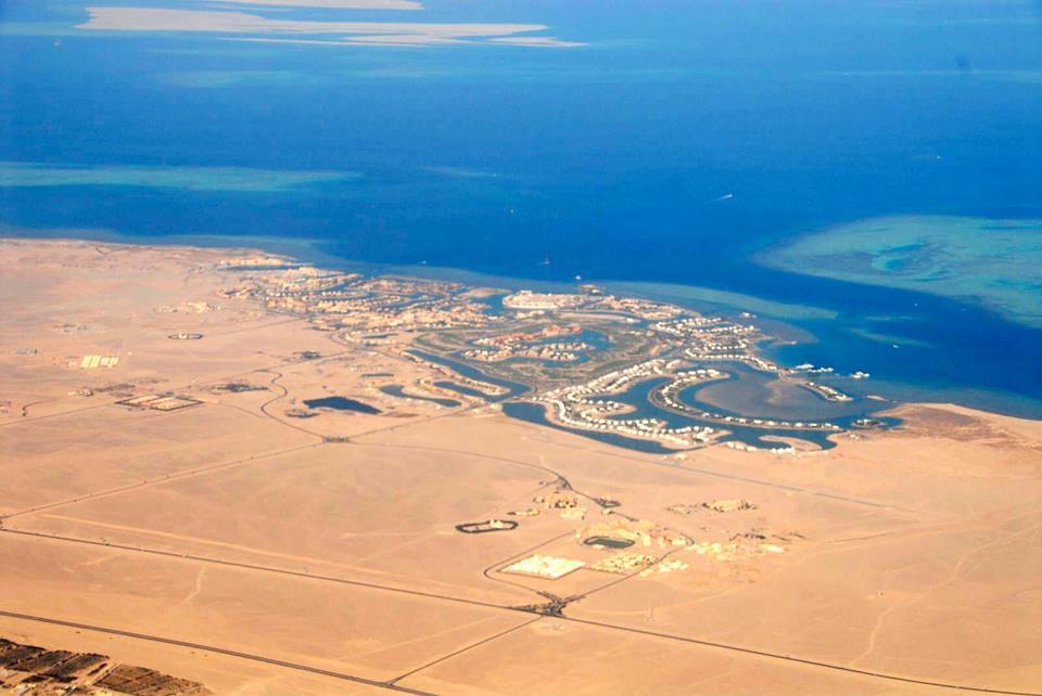 El Gouna, perfekcyjne miejsce na kitesurfing