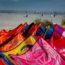 Kitesurfing: zestaw 3 latawców