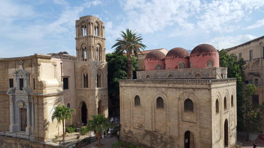 Kościół San Cataldo w Palermo