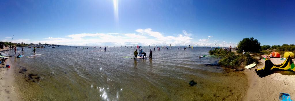 Jastarnia, kitesurfingowy raj nad Zatoką