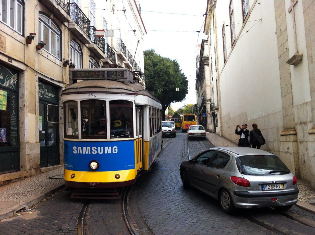 Lecąc na kitesurfing w Brazylii liniami TAP warto poświęcić dzień na zwiedzanie Lizbony