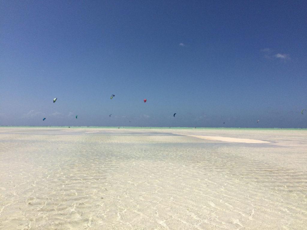 Zanzibar, Paje