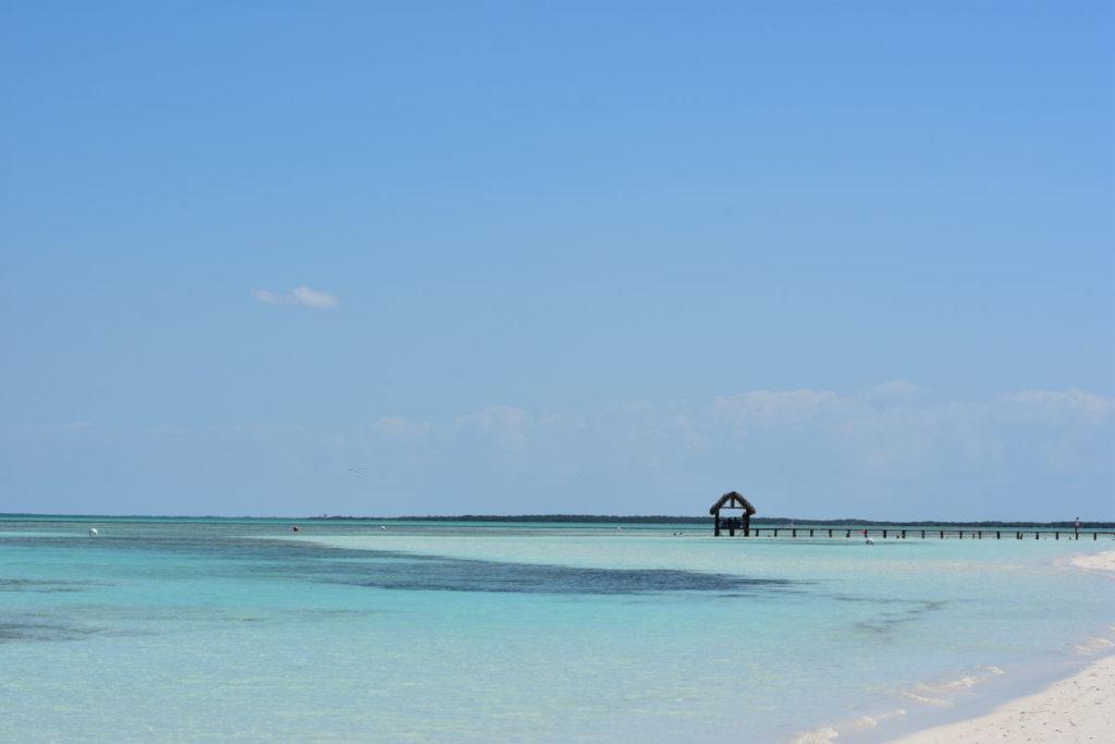 spot kitesurfingowy Cajo Gillermo, Kuba