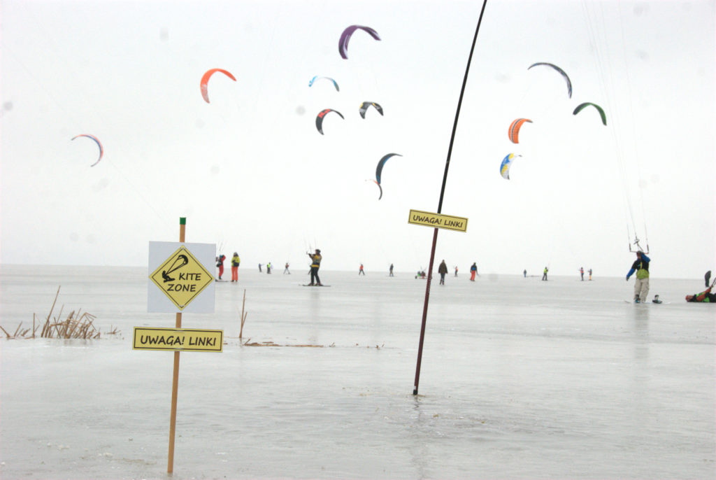 Weekend na lodzie, Krynica, Zalew Wiślany