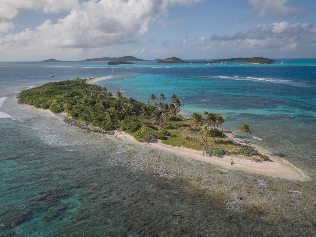 Karaiby to wymarzone miejsce na kitesurfing