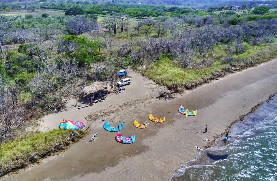 Playa Copal w Kostaryce
